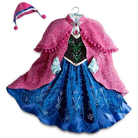 disney store frozen anna limited edition le costume rare
