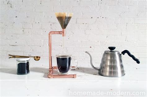 HomeMade Modern EP53 Copper Coffee Maker