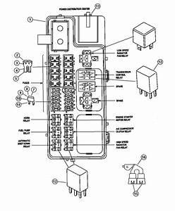 1996 Jeep Wrangler Horn Wiring