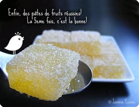 pate de fruit citron p 226 te de fruits au citron cuisine