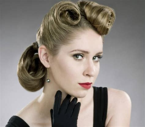 Simple 1950s Hairstyles by 1950s Hairstyles For Hair Hairstyles