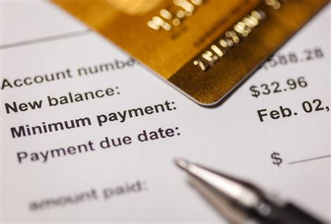 The minimum monthly payment on a credit card is. What happens if you only pay the minimum on your credit card