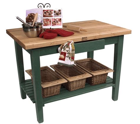 boos kitchen islands boos country work table kitchen island 48 quot x