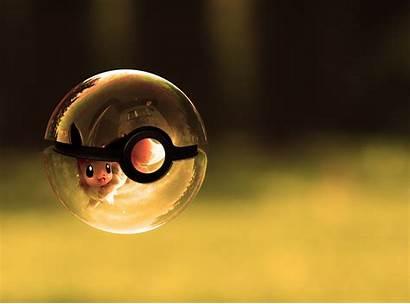 Pokemon Backgrounds Pokeball Desktop Pixelstalk