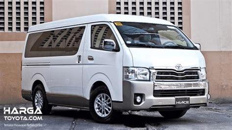 Gambar Mobil Toyota Hiace by Toyota Hiace Kurang Tenaga Ini Penyebab Dan Solusinya