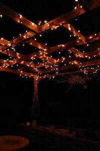 Best 25 Pergola lighting ideas on Pinterest