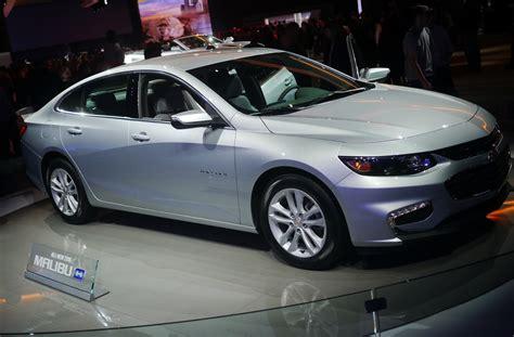 Chevrolet Car :  4 New Chevy Cars On Display At Naias 2016