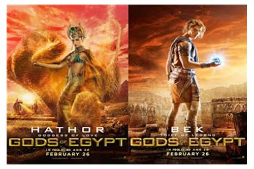 gods of egypt free download mp4