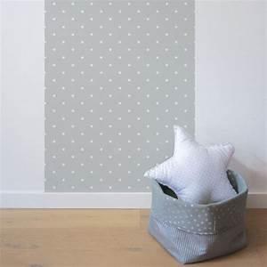 Papier Peint Bébé Garcon : une chambre de bb avantaprs captivant chambre bebe papier peint id es d coration int rieure ~ Nature-et-papiers.com Idées de Décoration