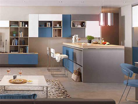 cuisine parall鑞e avec ilot implantation d une cuisine photos de conception de maison elrup com