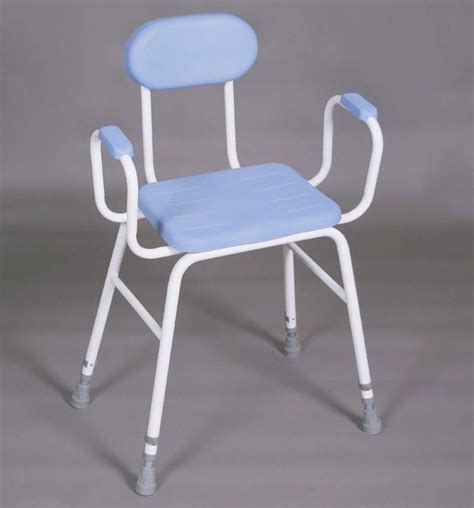 Perching Stool with PU Seat   LOW PRICES