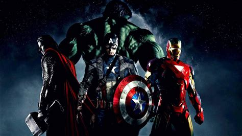 Marvel Avengers Desktop Wallpaper Wallpapersafari