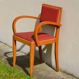 Fauteuil Années 50 : fauteuil bridge vintage ann es 50 ~ Dallasstarsshop.com Idées de Décoration