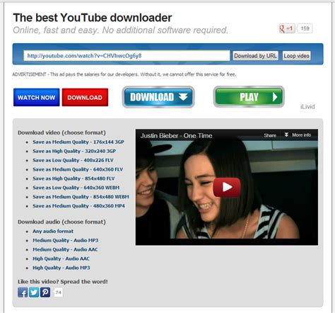 tubecom  youtube   keeptube virus
