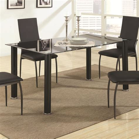 Cheap Metal Glass Dining Table And Six Chairs  Buy Dining