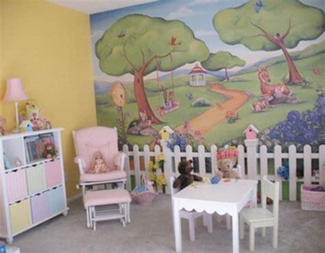 Kids Room Wall Murals & Theme Wallpaper