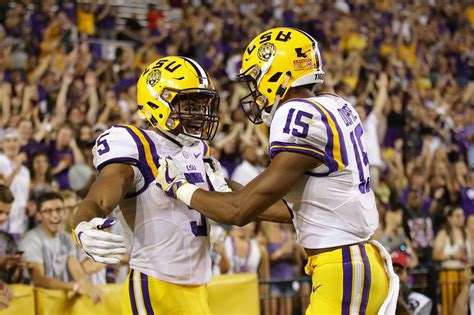 LSU Tigers use 35-0 second half to stomp Southern ...