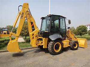 Backhoe Loader-Products-LiuGong