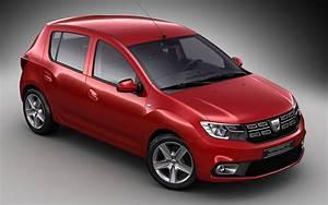 Dacia 2017 : 3d model dacia sandero 2017 ~ Gottalentnigeria.com Avis de Voitures