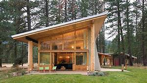 Inexpensive Small Cabin Plans Small Cabin House Design