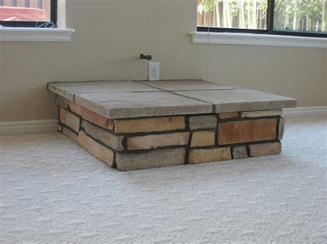 1 Bedroom Basement by Stoves With Stone And Brick Hearth And Home Distributors
