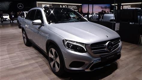 2018 Mercedes-benz Glc 250 D 4matic