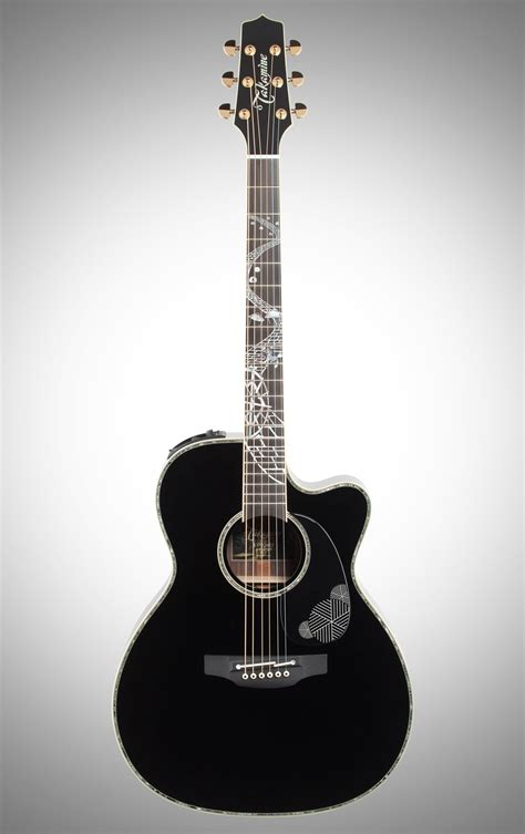 Takamine LTD 2017 Magome Acoustic-Electric Guitar (with Case)