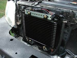 2007 Nissan Frontier Transmission Cooler Bypass