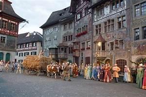 Häuser Im Mittelalter : stein am rhein stein macht eine zeitreise ins mittelalter ~ Lizthompson.info Haus und Dekorationen