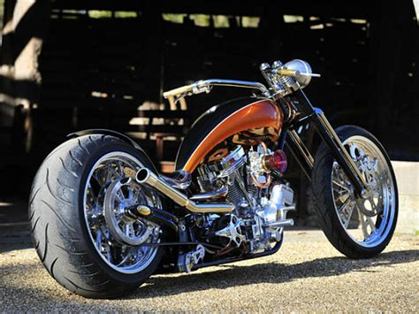 Custom Motorcycles Builders From India