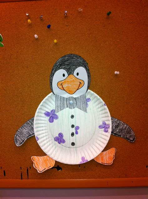 tacky  penguin craft  polar friends storytime