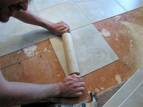 blue hawk premixed vinyl tile grout goodbye house hello home how to install