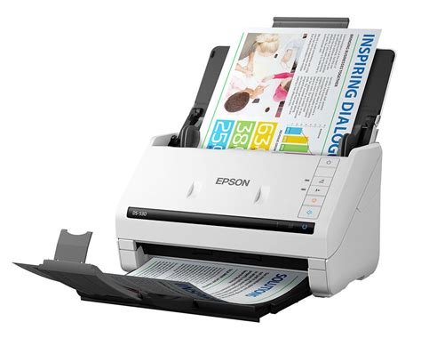 epsons versatile document scanners streamline workflow