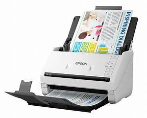 epsons versatile document scanners streamline workflow With epson ds 530 document scanner