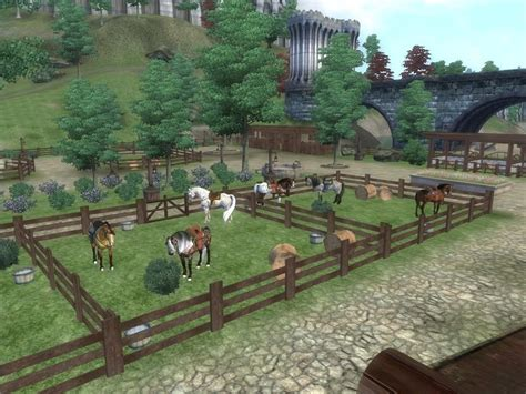 It is only available to college graduates, so it does not have a teen/elder track. Sims 3 Horse Ranch   Sims pets, Horse ranch, Sims