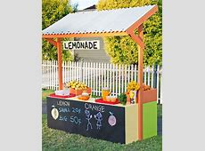 9 Stylish Lemonade Stands to Wet Your Whistle Apartment