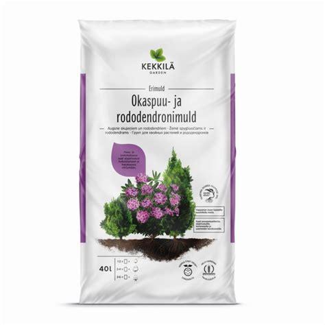 Augsne rododendru audzēšanai, 40l - Silja