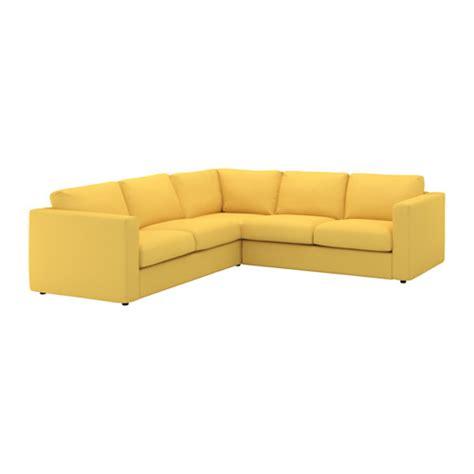 canapé 4 places ikea vimle canapé d 39 angle 4 places orrsta jaune doré ikea