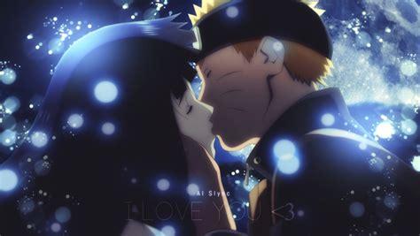 Naruto Kiss Hinata Wallpaper