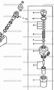 Injector  Yanmar Tractor Parts