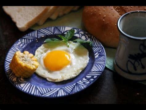 fried eggs youtube