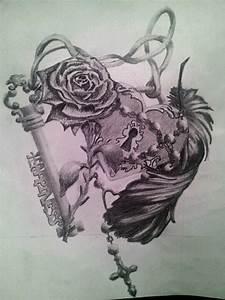 Tattoo Design I drew. Pencil drawing   My art   Pinterest ...