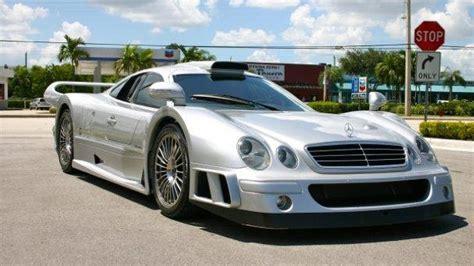 2000 Mercedes-Benz CLK GTR AMG for sale