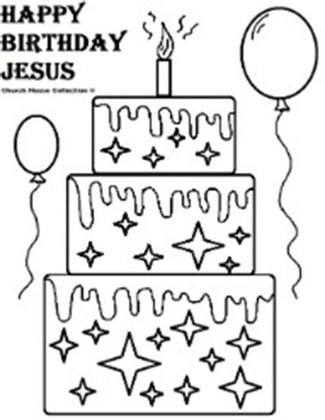 happy birthday jesus sunday school lesson