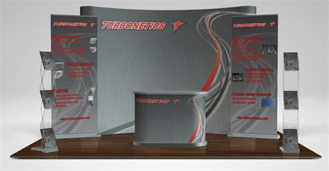 trade show materials giveaways booths displays banners