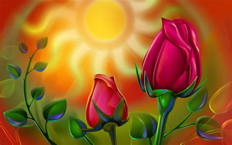sun rose wallpapers hd wallpapers id