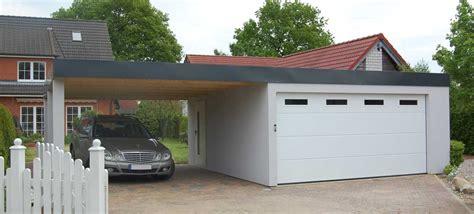 Sandwichdach Garage by Garagen Aus Holz Stahl Beton