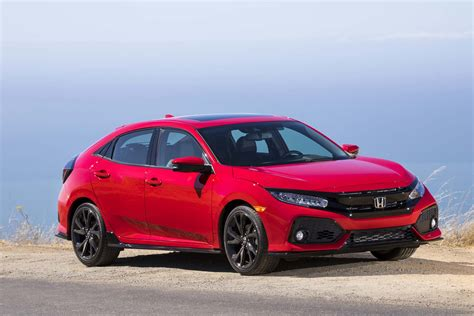 honda civic 2017 honda civic hatchback starts at 20 535 automobile