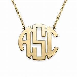 shop large letter necklace on wanelo With oversized letter necklace