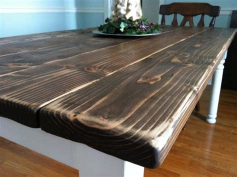 how to build a dining room table with how to build a vintage style dining room table yourself